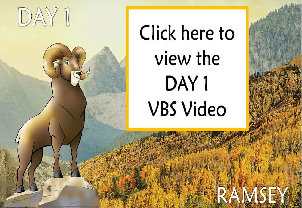 VBS 2020 Day 1