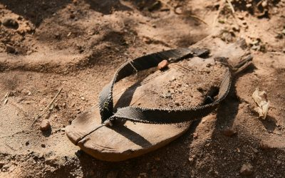 "Sermon in a bag: ""Foundational Footwear"""