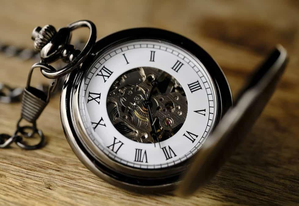 God's Timepiece